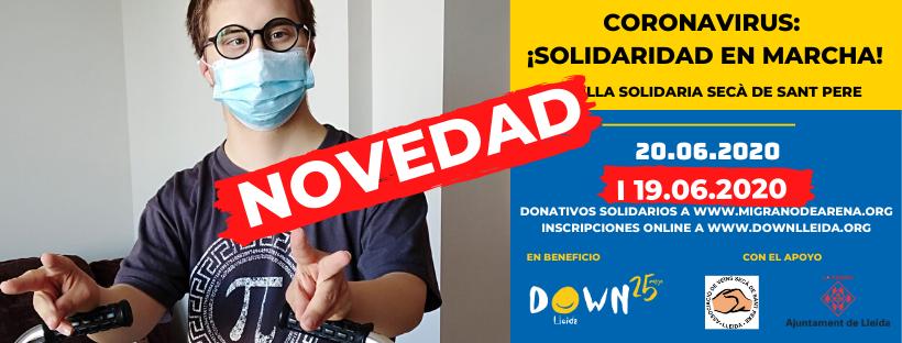 CORONAVIRUS_ ¡Solidaridad en marcha!